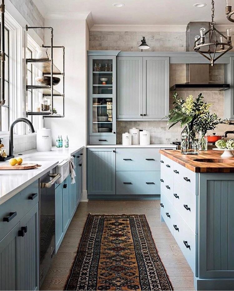 New House Inspo: The Kitchen
