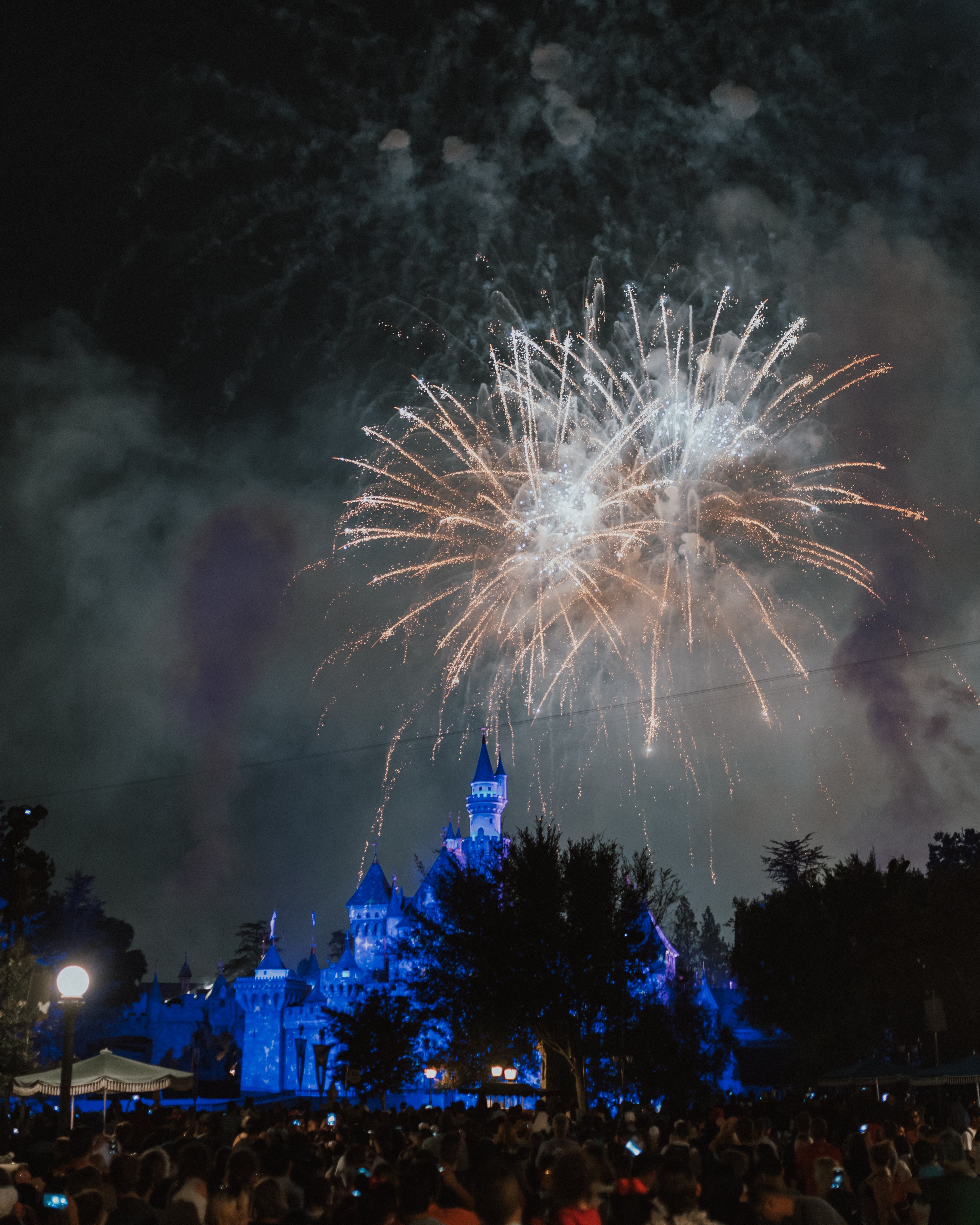 10 Things To know When Travelling To DisneyLand with Young Kids | fireworks