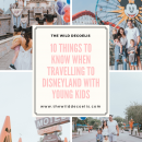 The Wild Decoelis |10 Things To know When Travelling To DisneyLand with Young Kids