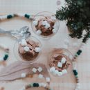 The Wild Decoelis | Making Memories In The Kitchen with Vitamix | Hot Chocolate Ice Cream