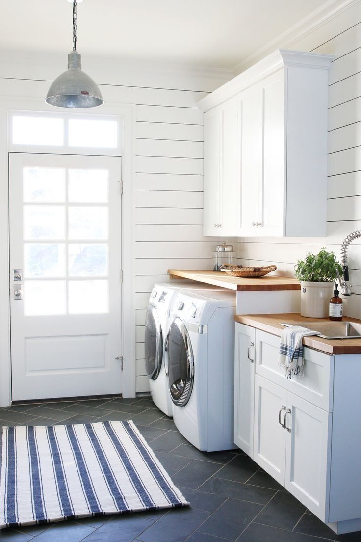 Our Laundry Room: Pinterest Inspo Shots