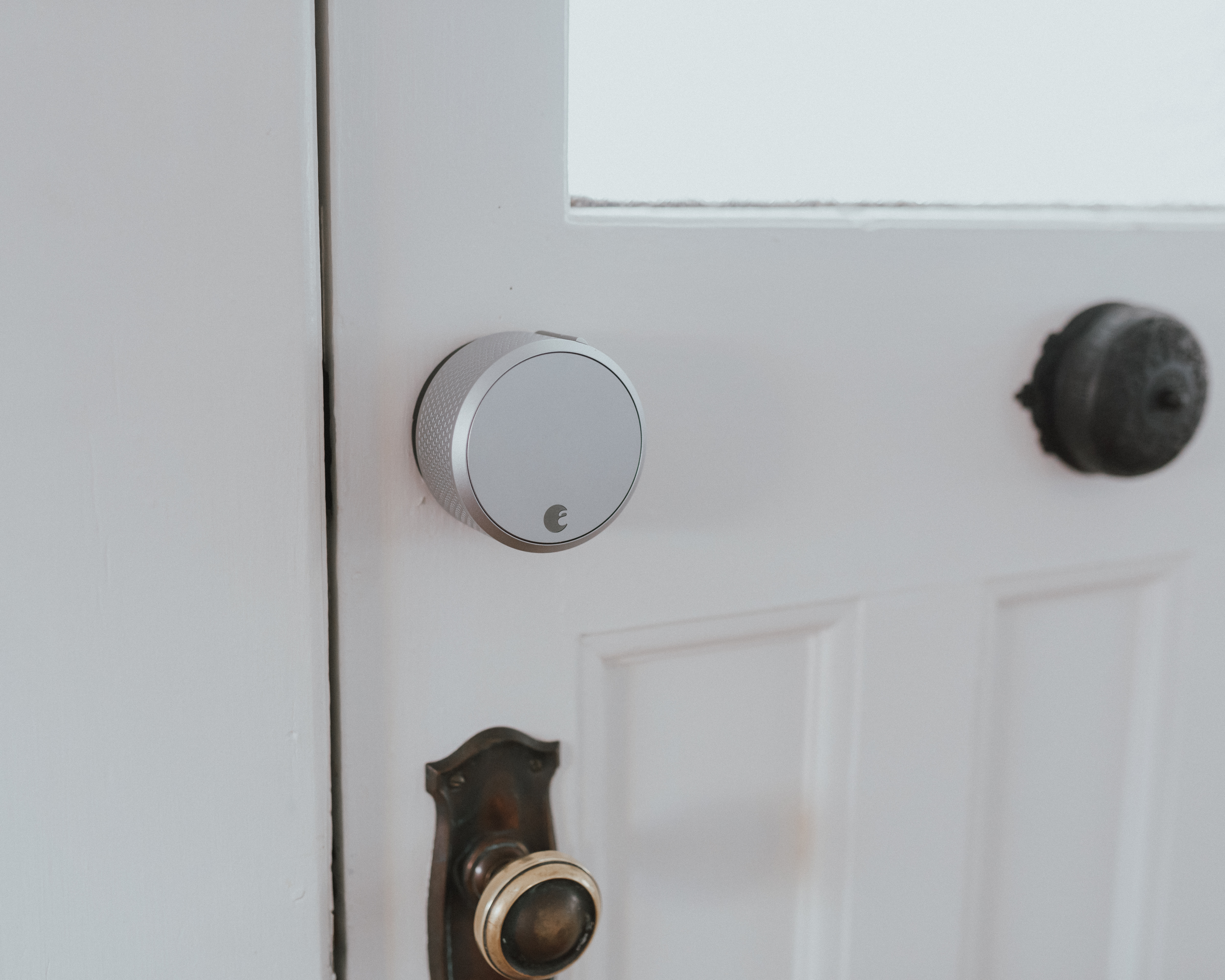 The Wild Decoeli's | The Ease Of Keyless for Families | Our Keyless Smart lock for our front door| August smart lock pro