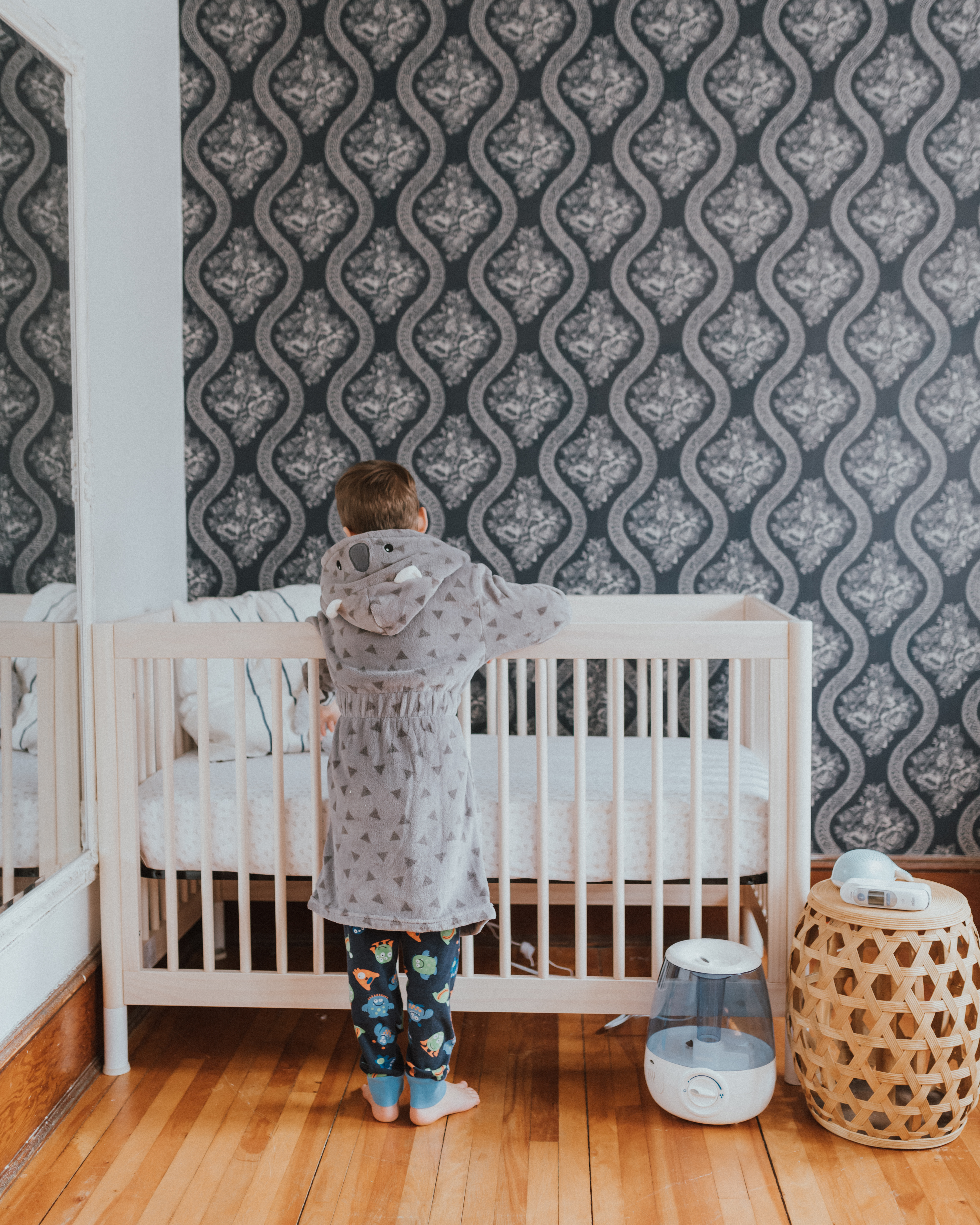 The Wild Decoelis | What You Need On Your Registry To Keep Baby Healthy