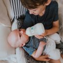 The Wild Decoelis | Giving Time For Myself with Mam Bottles | bottle feeding