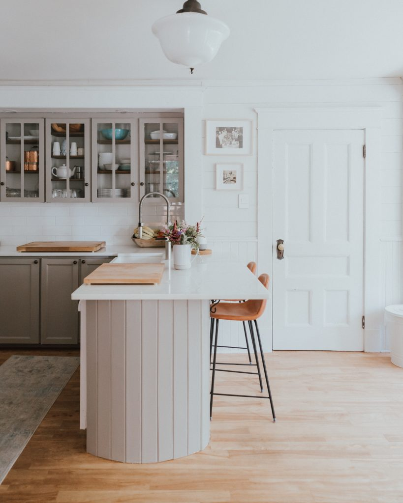 The Wild Decoelis| Our Kitchen Reno : Before and after |