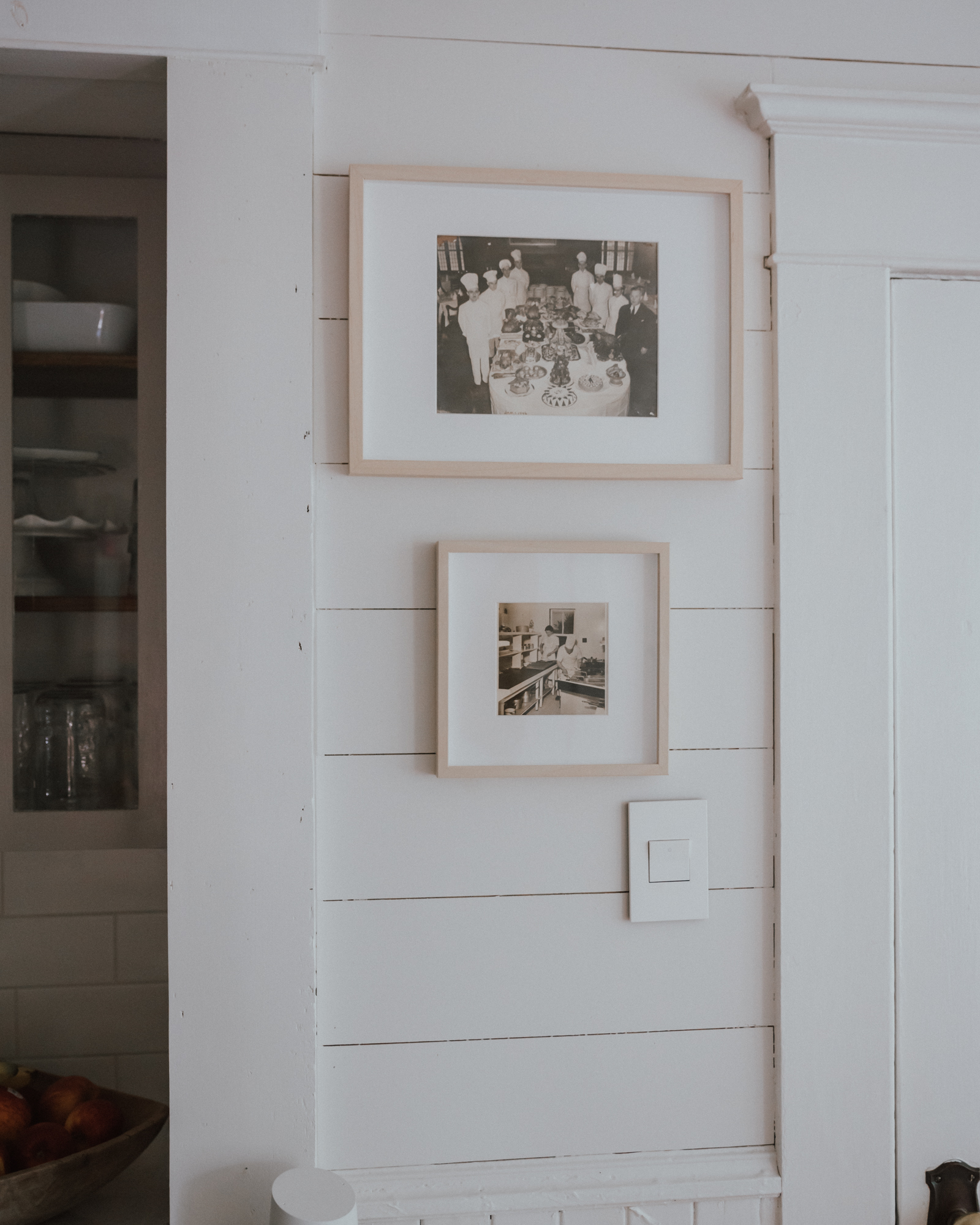 The Wild Decoelis| Our Kitchen Reno : Before and after | vintage photos