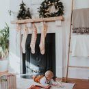 Command™ Helping You Decorate for The Holidays | The Wild Decoelis | stocking holder