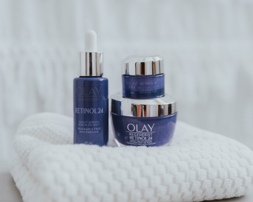 the wild Decoelis | I've Been Using Retinol for a Month, Here's What Happened | Olay Retinol24