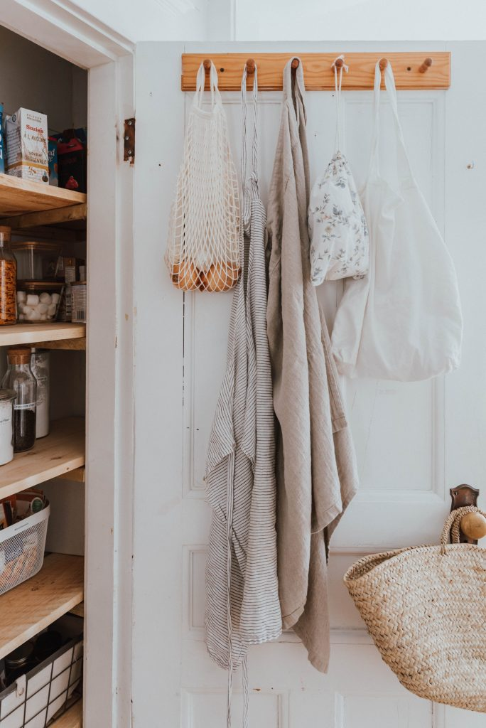 The Wild Decoelis | 7 Easy Tips for Organizing Your Pantry | how to maximize on small space pantry