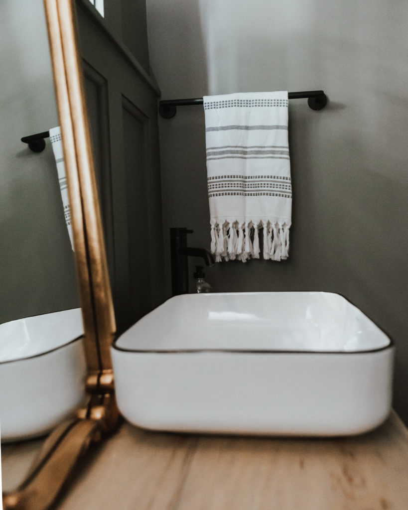 The Wild Decoelis | Our Powder Room Reveal - BEHRⓇ Color Trends 2021 Palette